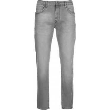 Reell&nbspBarfly Men Straight Jeans grey Top Sale zip fly with button FXNP981
